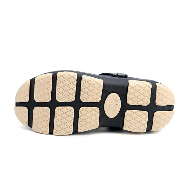 Men's Summer Lightweight Mesh Slippers Shoes