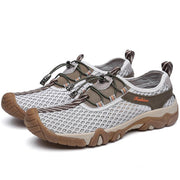 135735 Men Mesh Breathable Non Slip Anti-collision Outdoor Casual Sneakers