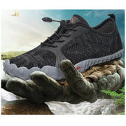Men's breathable non-slip upstream shoes