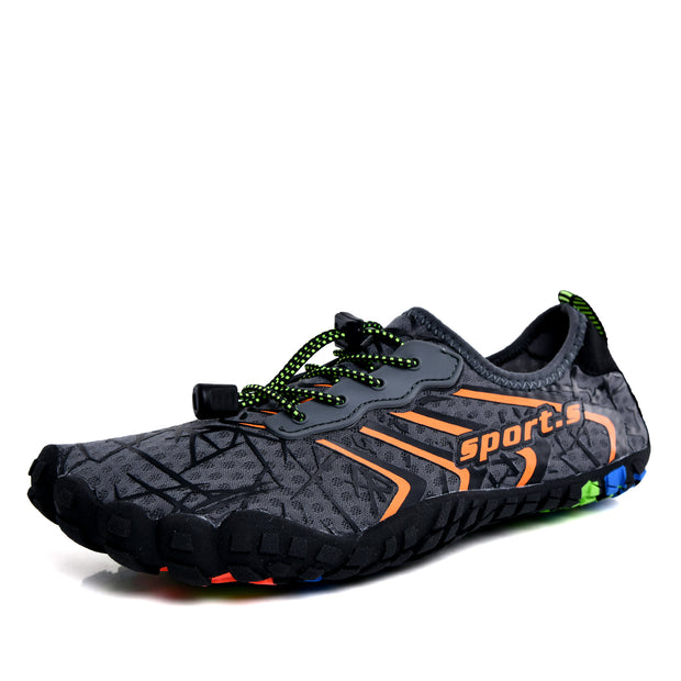 Men's outdoor leisure wading shoes beach water shoes