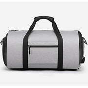 Men's fitness bag luggage backpack suit storage bag sports large capacity portable travel bag