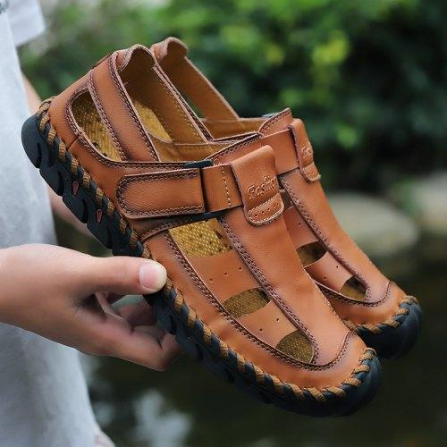 Men's sandals casual sports beach men's breathable shoes