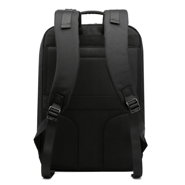 Men's Business Casual Backpack 16 Inch Computer Bag Waterproof Large Capacity Travel Backpack