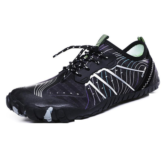 Men's shoes five-finger beach shoes  outdoor swimming shoes water shoes