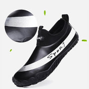 Men's casual five-finger shoes non-slip waterproof sports outdoor shoes large size