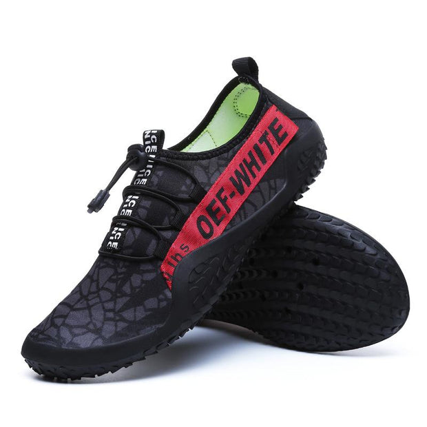 Men's water shoes large size sports shoes running shoes