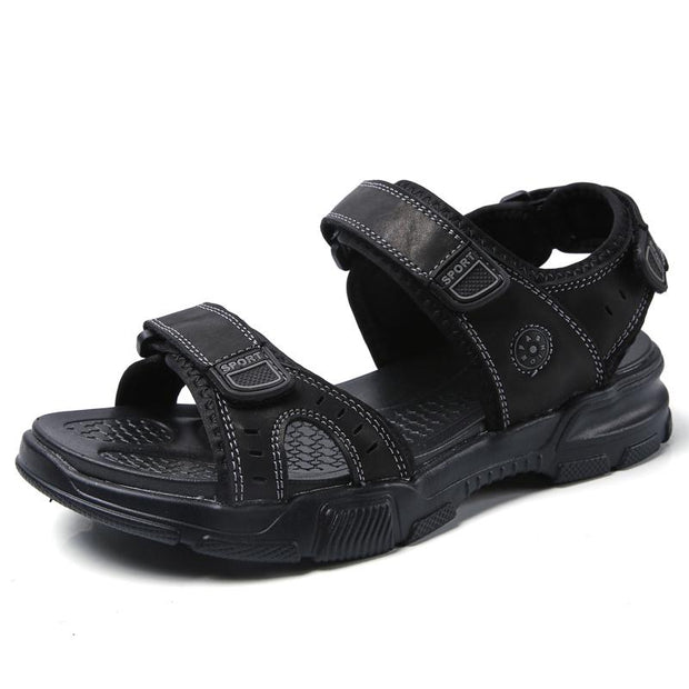 Men's students breathable outdoor leisure sandals