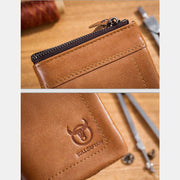 RFID Blocking Multi-slot Wallet With Coin Pocket