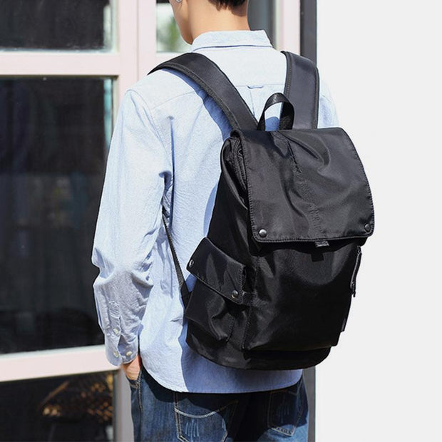 Unisex Water-Resistant Large Capacity Laptop Bakcpack