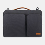 Men 15.6'' Laptop Handbag Waterproof Crossbody Bag