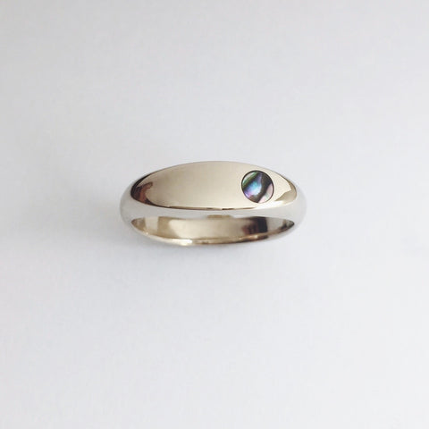 Narrow Margaux Ring
