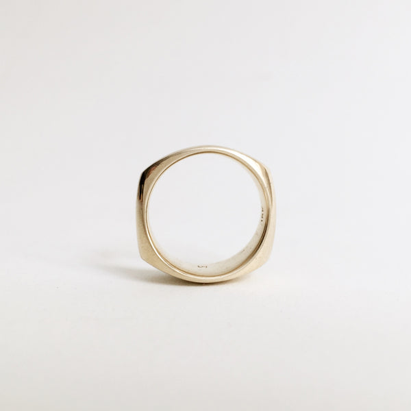 Margaux Ring (Large Pearl)