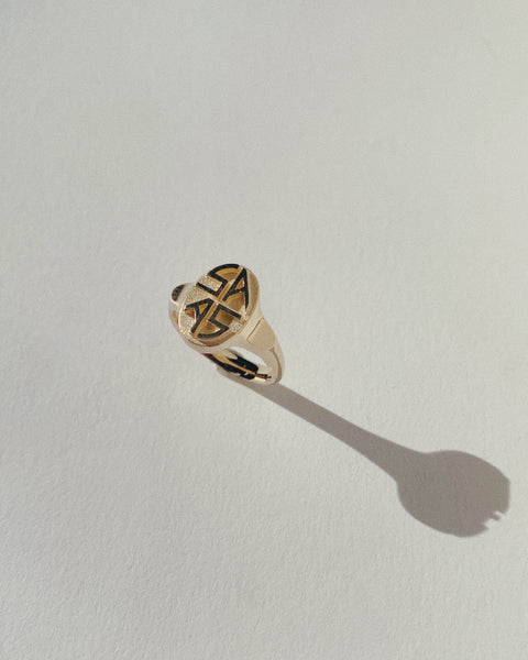 Not Your Grandfather's Signet Ring