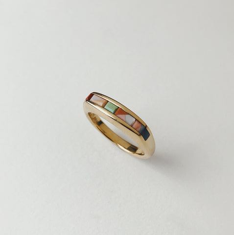 Oneida Ring / Softened
