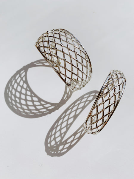 READY TO SHIP ~ Netted Cuff
