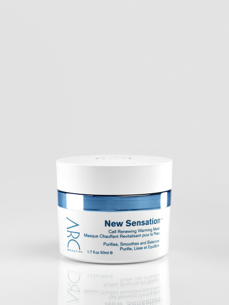 New Sensation: Cell Renewing Warming Mask