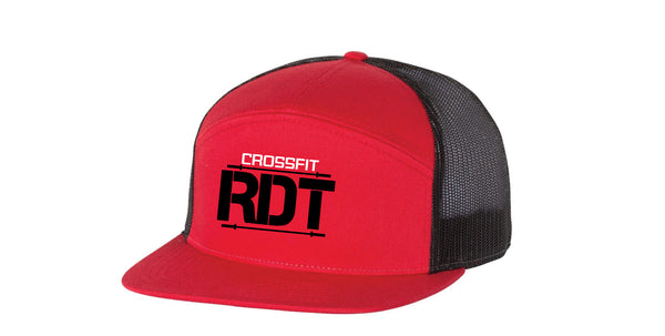 CrossFit RDT 7 Panel Trucker