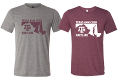 Texas A&M-Tri Blend Youth Tee