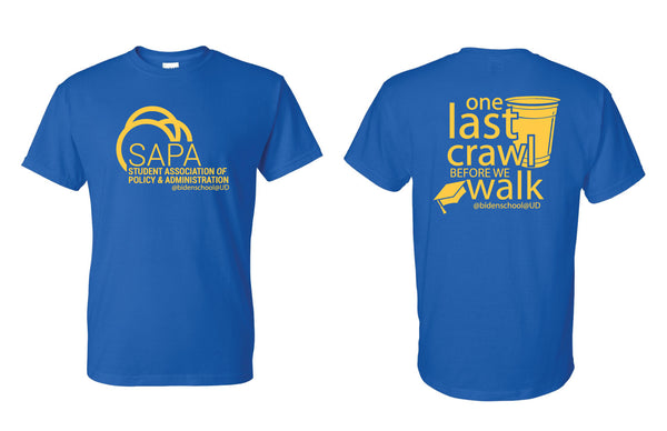 SAPA Bar Crawl Shirt