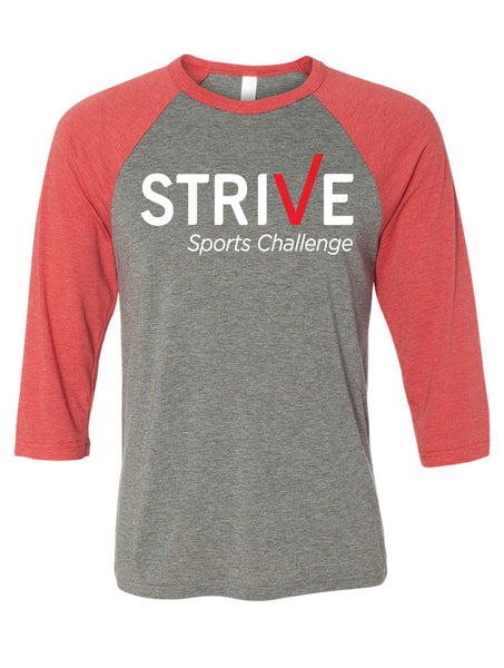 Strive Baseball Tee