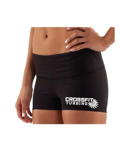 CrossFit Turbine Womens Tight Shorts