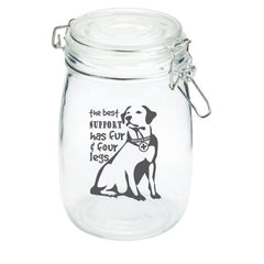Service Support- Dog Jar