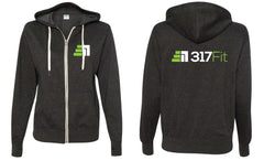 317 Full Zip Sweatshirt