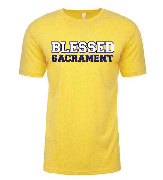 Blessed Sacrament Gold T-Shirt