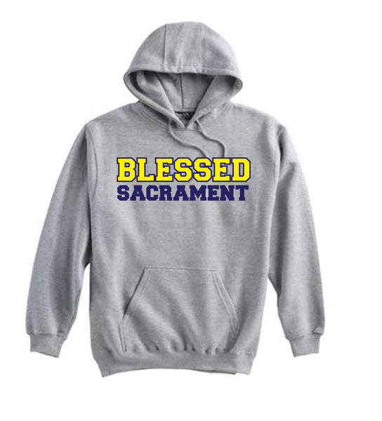 Blessed Sacrament Grey Sweatshirt