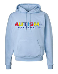 Autism Acceptance Hooded Sweatshirt