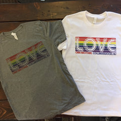 Collingswood-Love One Another Tee-YOUTH
