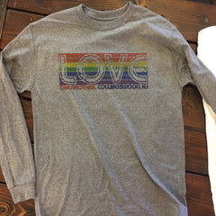 Collingswood-Love One Another-Long Sleeve Tee