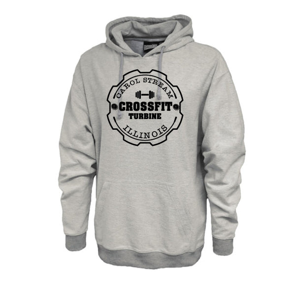 CrossFit Turbine Inside Out Hoodie