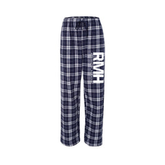 RMH Flannel Pants With Pockets