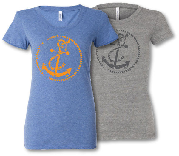 Ladies Anchor Shirt