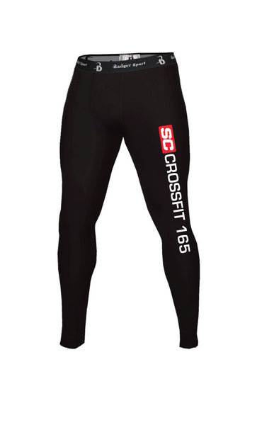 SC165 Mens Compression Pants