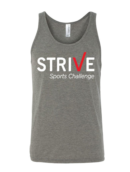 Strive Unisex  Tank Top