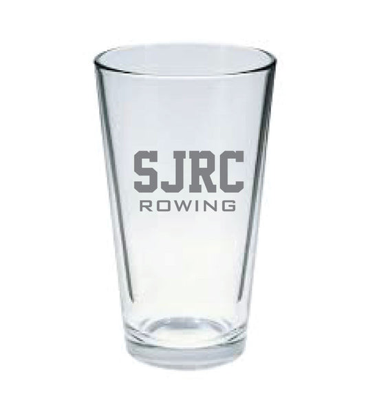 SJRC Pint Glass