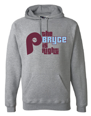 The Bryce is Right Hooded Sweatshirt