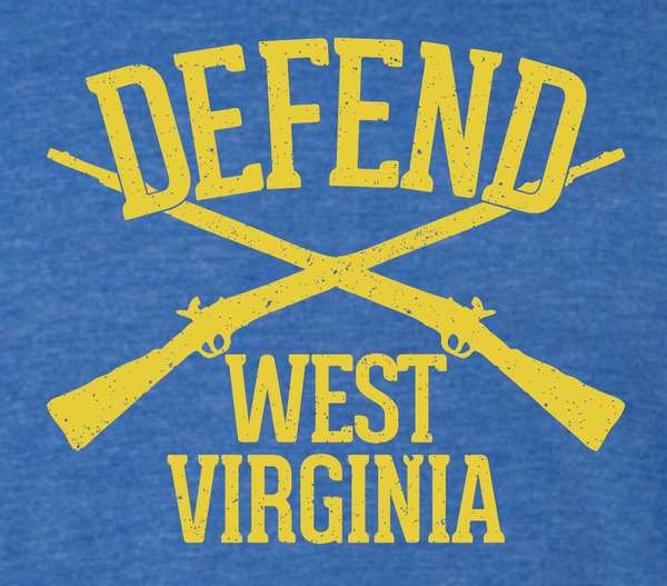 "Defend West Virginia ""Classic"" Racerback Tank"