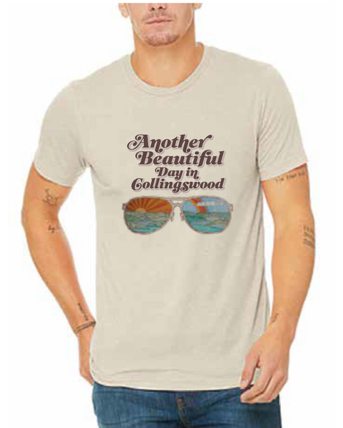 Another Beautiful Day-Unisex Tee