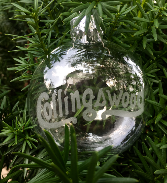 Collingswood Ornament