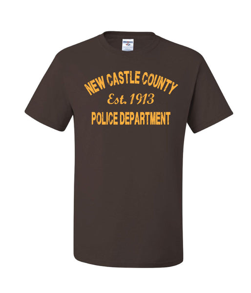 NCCPD Throwback Shirt
