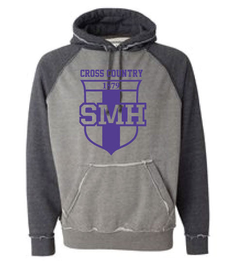 SMH-Throw Back Hoodie