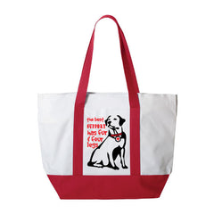 Service Support Tote Bag