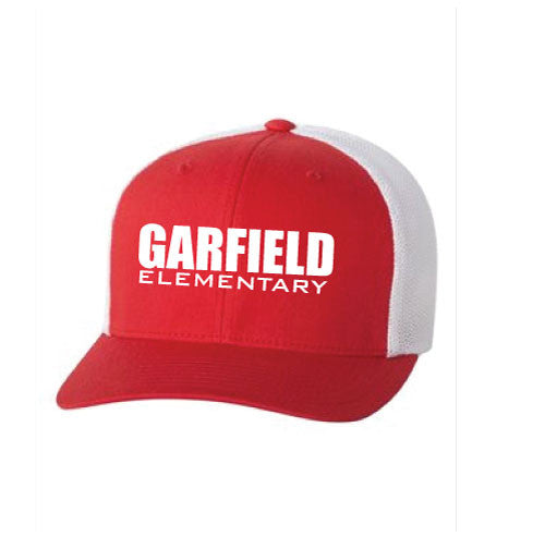 Garfield Mesh back Fitted Hat