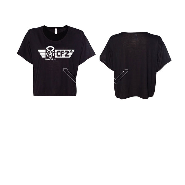 CF2ST Cropped Tee