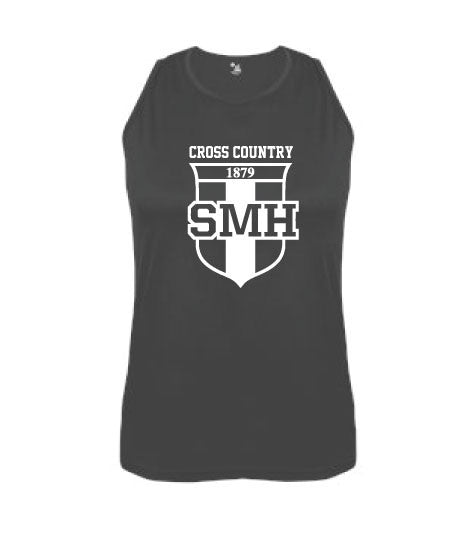 SMH-Womens Dry Fit Tank Top