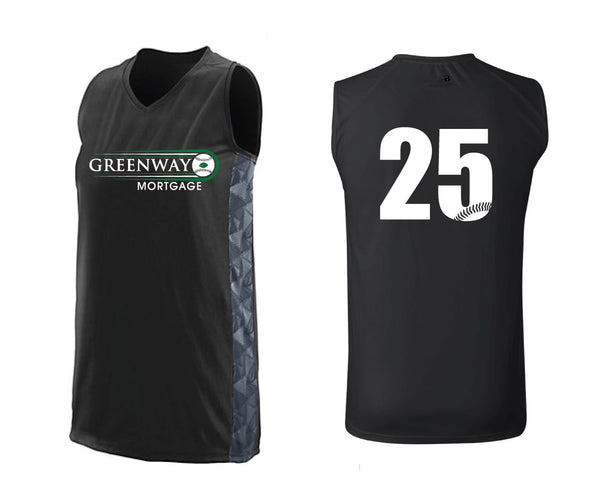 GW Womens Sleeveless Jersey