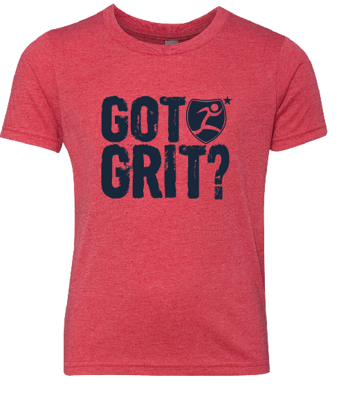 "SportsChallenge ""Got Grit?"" Youth T Shirt"